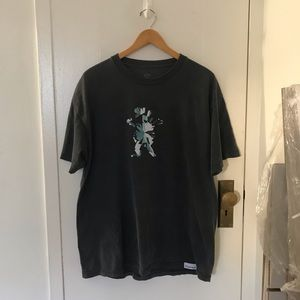 Diamond supply co diamond bear t shirt